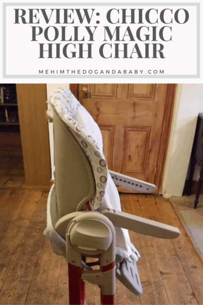 Review: Chicco Polly Magic High Chair