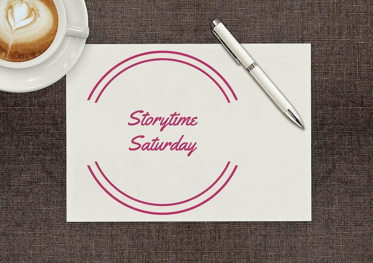 Storytime Saturday