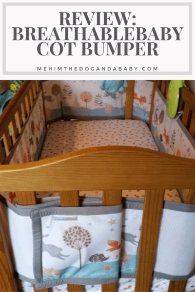 Review: BreathableBaby Cot Bumper
