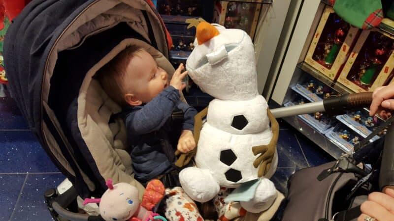 Erin and Olaf