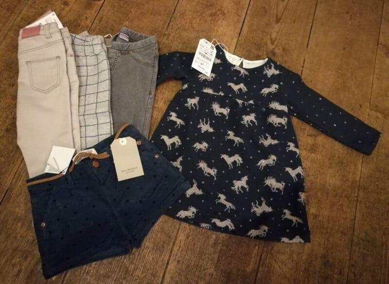 Zara kids clothes for Erin