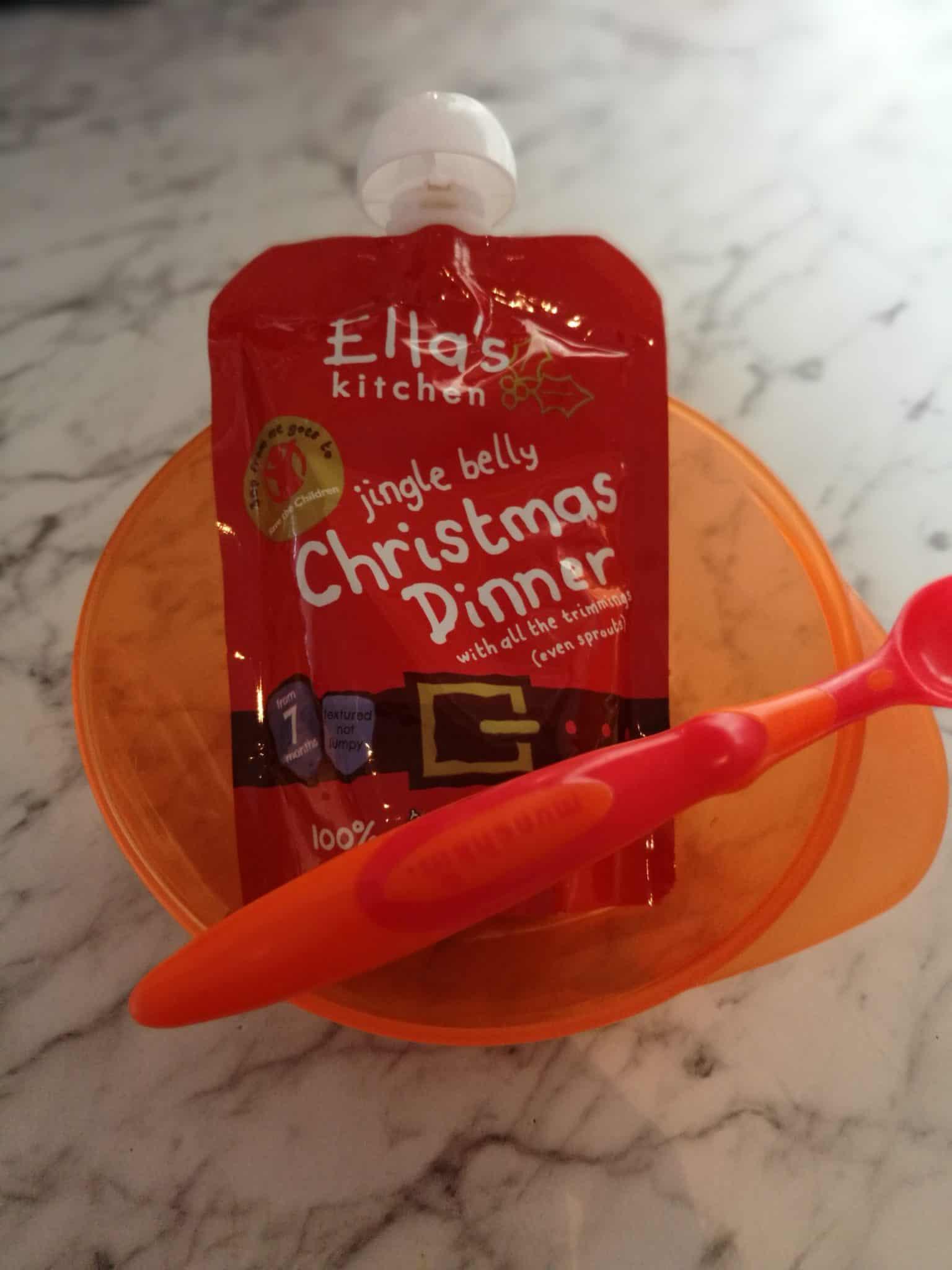 Jingle Belly Christmas Dinner