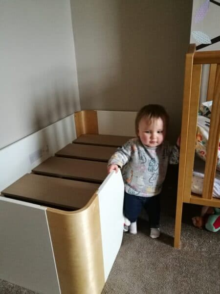 Cot To Toddler Bed