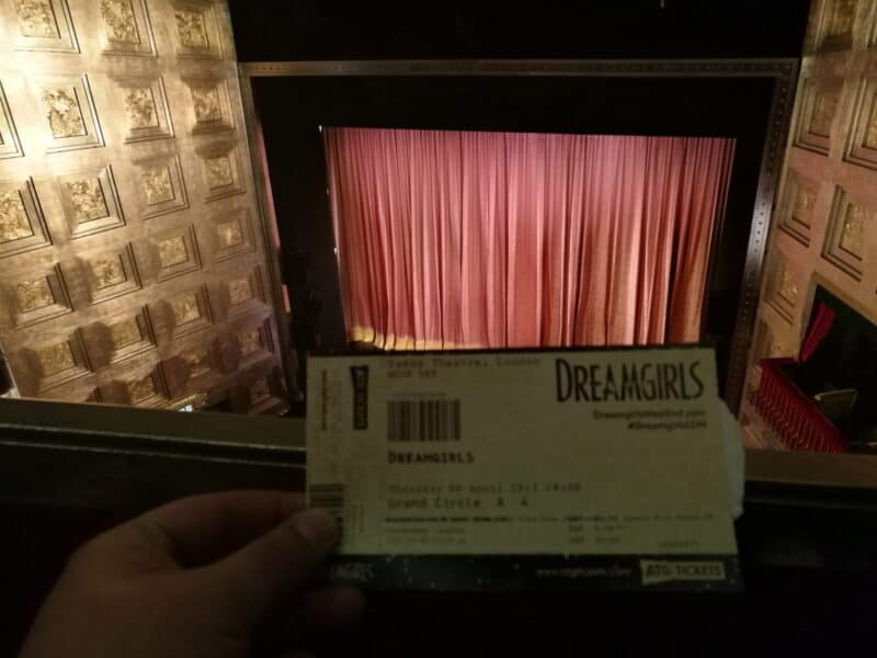 Dreamgirls at The Savoy