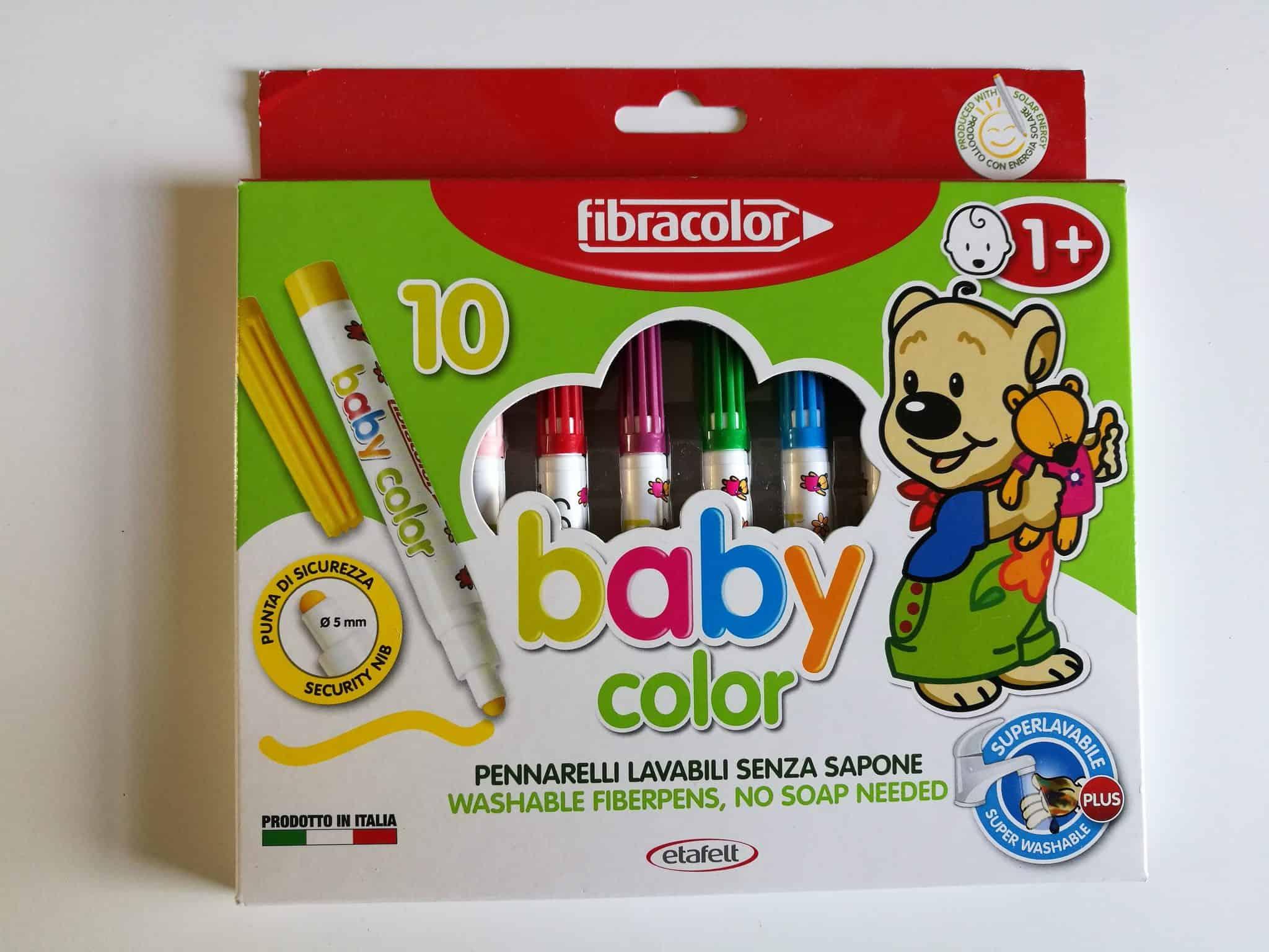 Colour and Fun Baby Colour pens