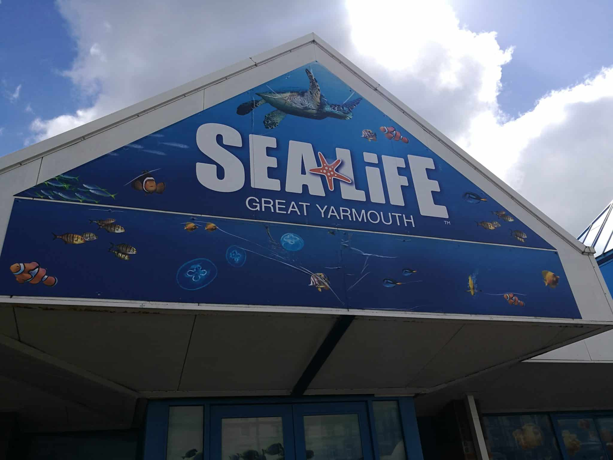 Sealife Great Yarmouth