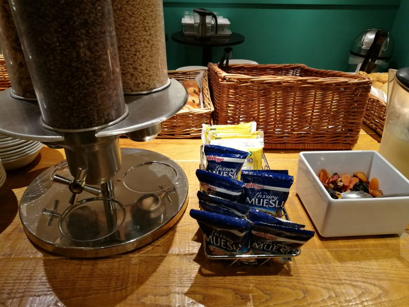 Hotel Review: Premier Inn London City (Tower Hill)