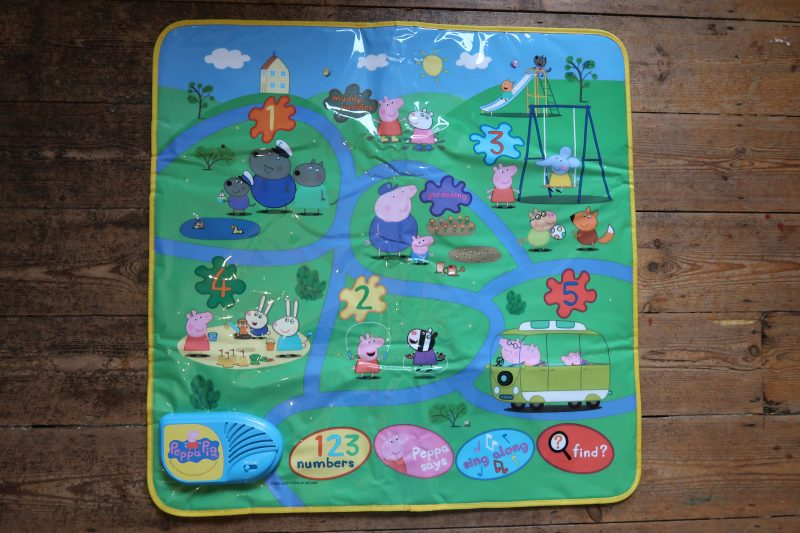 Peppa Pig Interactive Play Mat Review