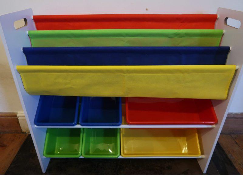 Songmics Toy Storage Unit