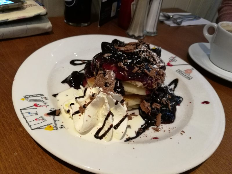 Center Parcs Restaurants: Pancake House