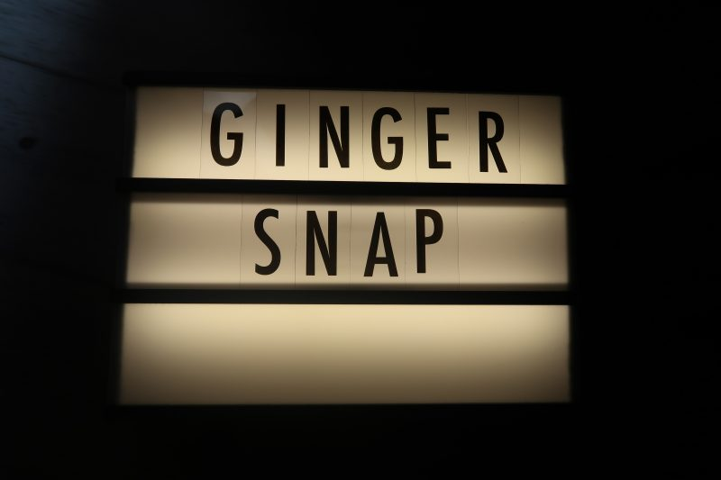Light Up Your Home With Ginger Snap