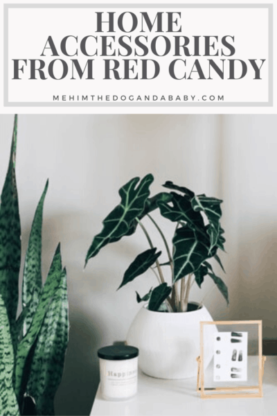 Home accessories from Red Candy