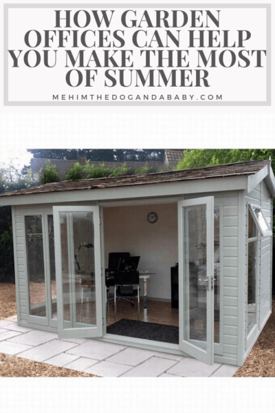 How Garden Offices Can Help You Make The Most Of Summer