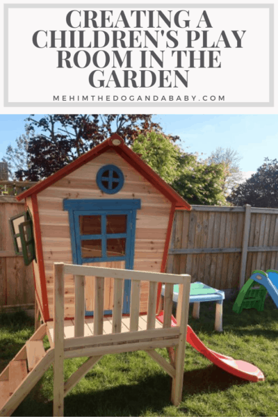 Creating A Children's Play Room In The Garden