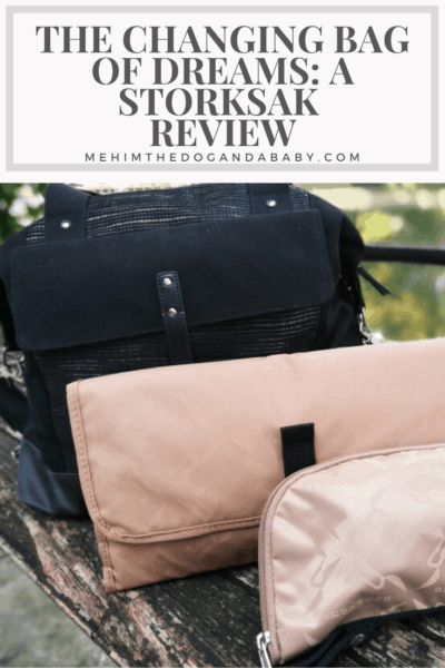 The Changing Bag of Dreams: A Storksak Review
