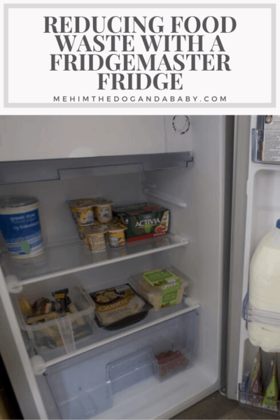 Reducing Food Waste With A Fridgemaster Fridge