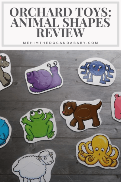 Orchard Toys: Animal Shapes Review