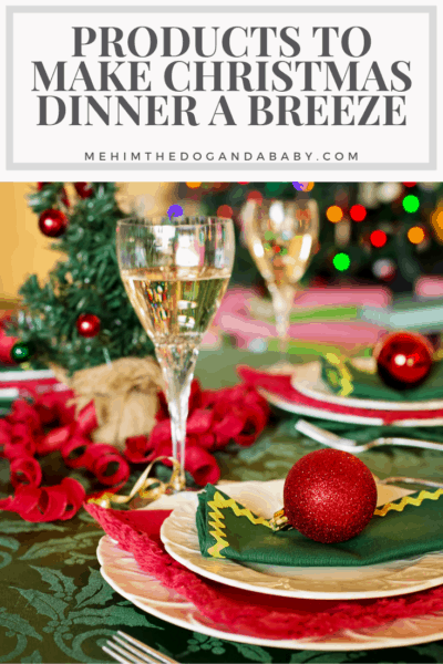 Products To Make Christmas Dinner A Breeze