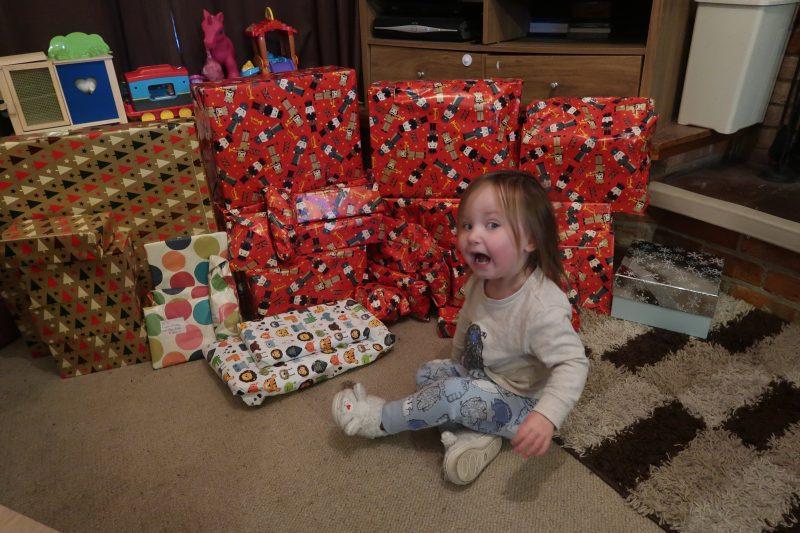 How We Spent Erin's Birthday