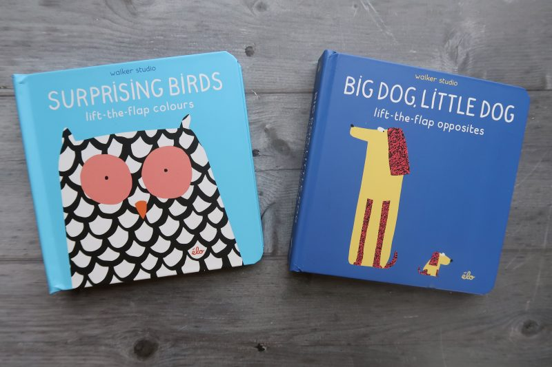 Toddler Books We've Been Reading