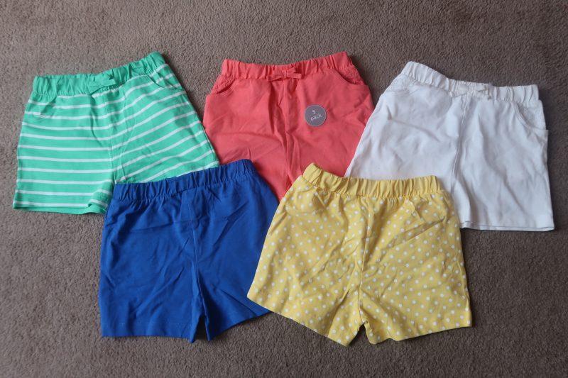 Asda Toddler Shorts
