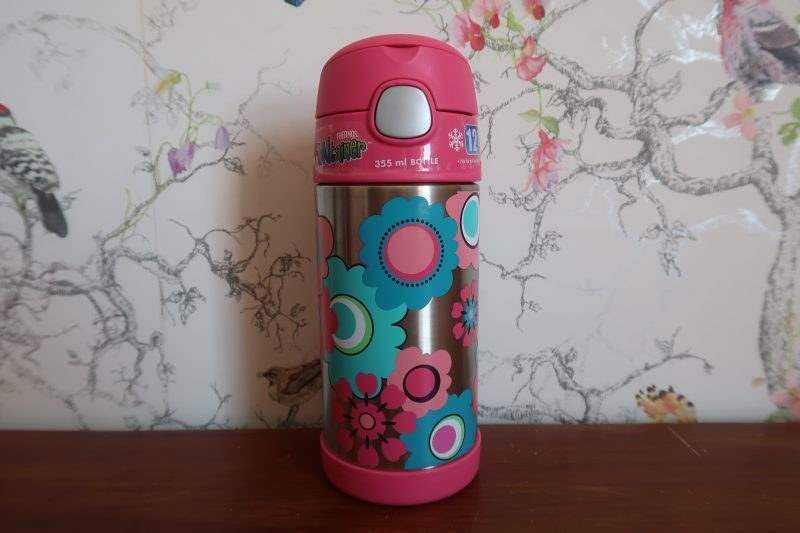 Thermos FUNtainer Straw Bottle