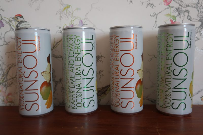 Sunsoul Natural Energy Drink