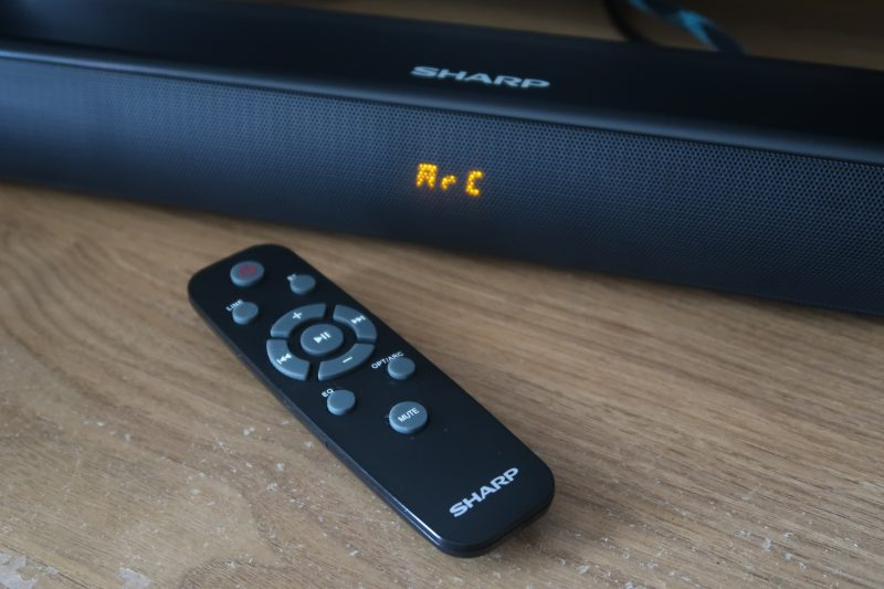 Sharp HT-SB150 Bluetooth Soundbar