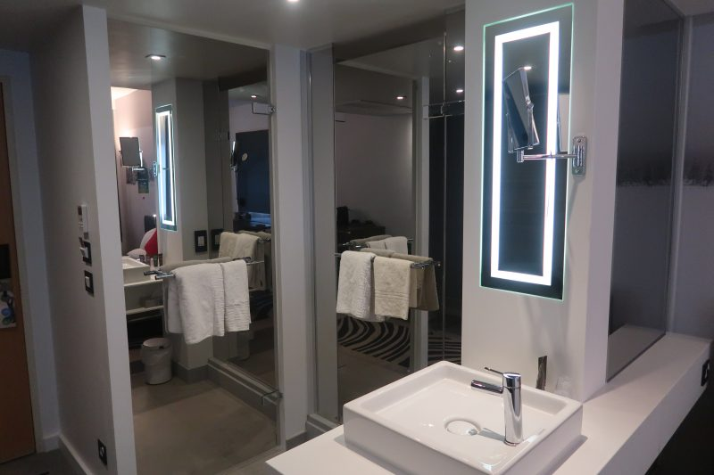 Novotel Executive Bathroom