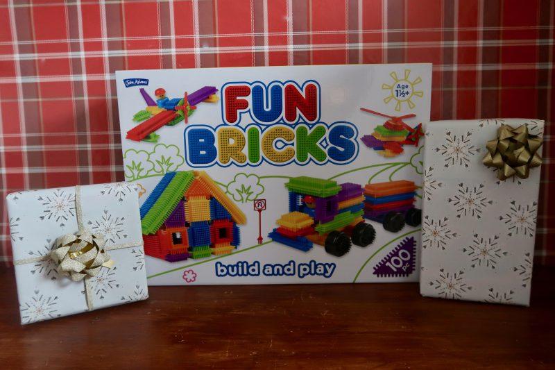 John Adams Fun Bricks