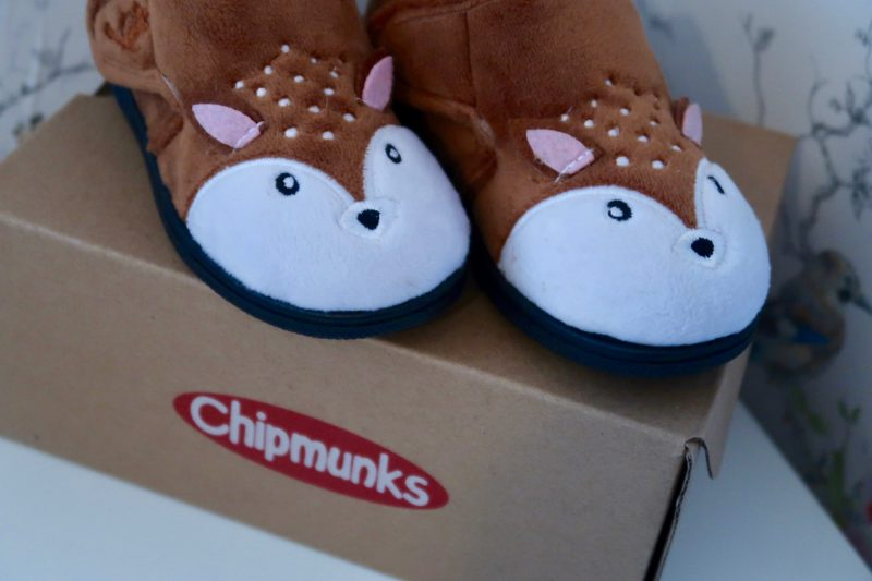Doey deer slippers