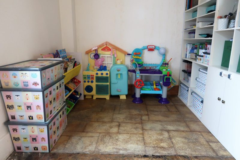 Erin's play area