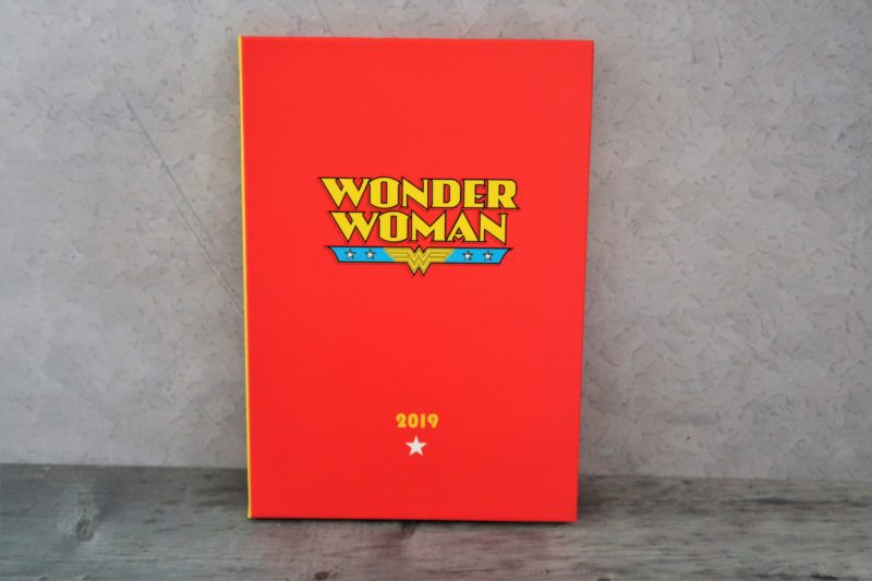 Wonder Woman A5 Official 2019 Diary