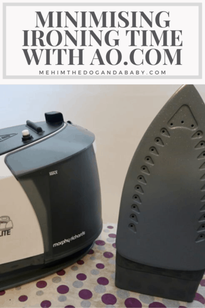 Minimising Ironing Time With AO.com