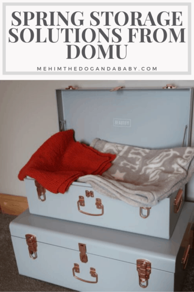 Spring Storage Solutions From Domu