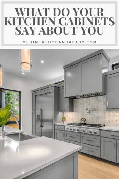 What Do Your Kitchen Cabinets Say About You
