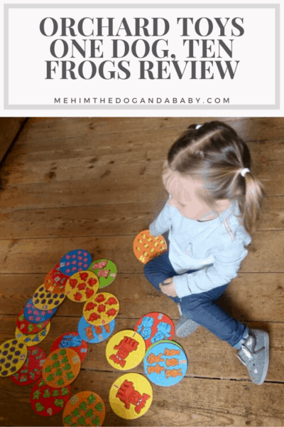 Orchard Toys One Dog, Ten Frogs Review