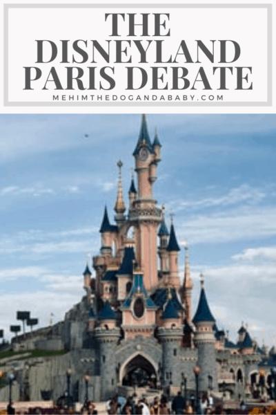The Disneyland Paris Debate