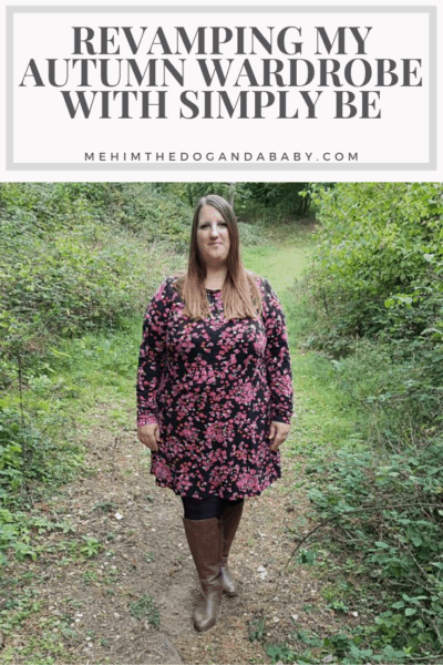Revamping My Autumn Wardrobe With Simply Be