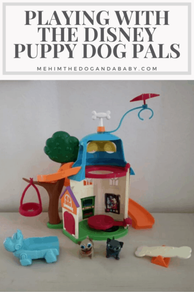 Playing With The Disney Puppy Dog Pals