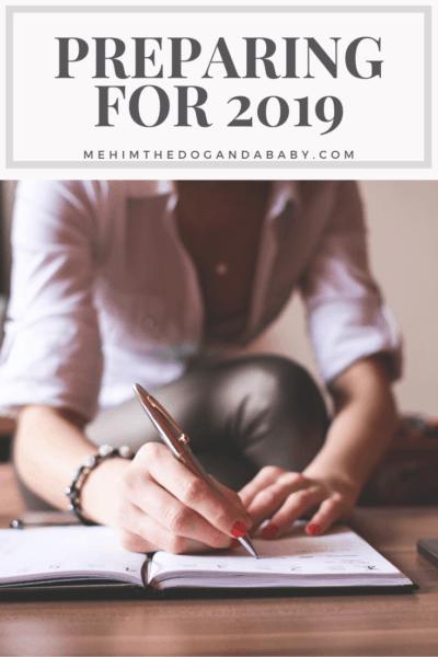 Preparing For 2019