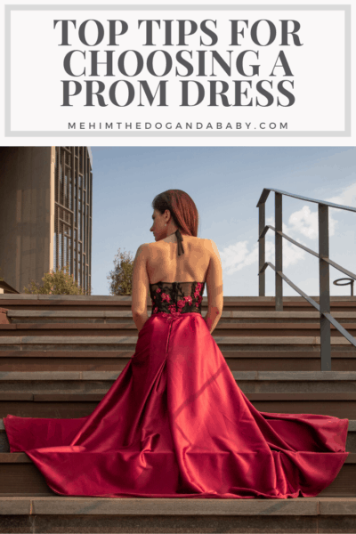 Top Tips For Choosing A Prom Dress
