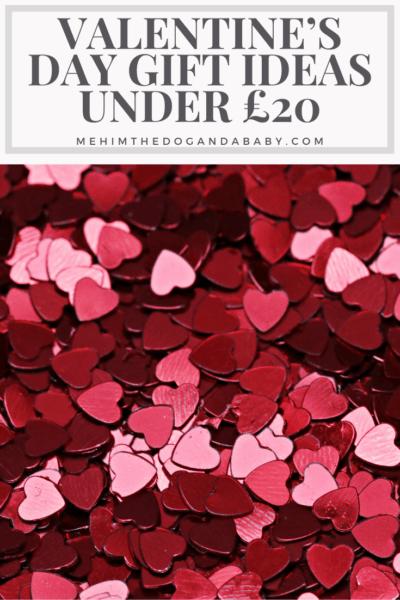 Valentine's Day Gift Ideas Under £20