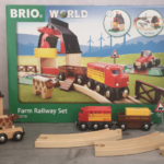 Brio Farm Railway Set Review