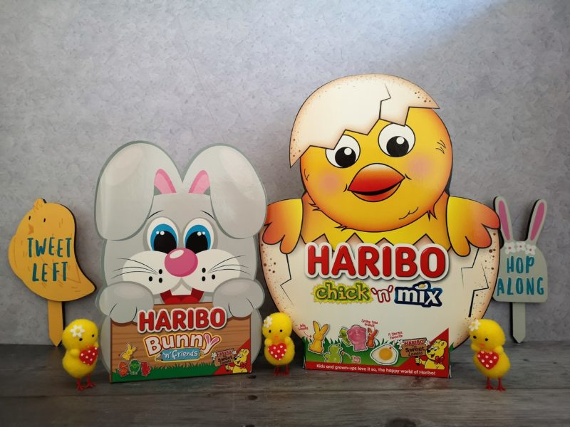 Haribo Easter products