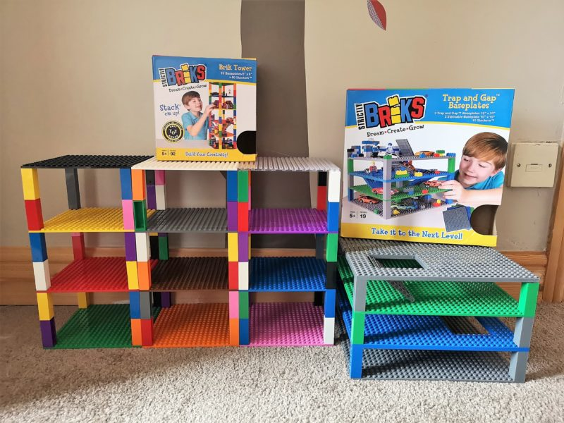 Strictly Briks Stackable Baseplates
