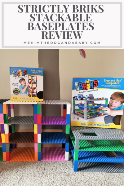 Strictly Briks Stackable Baseplates Review