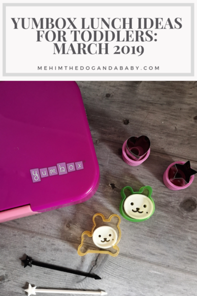 Yumbox Lunch Ideas For Toddlers: March 2019
