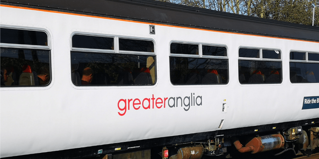 A Greater Anglia Rail Adventure To Ely