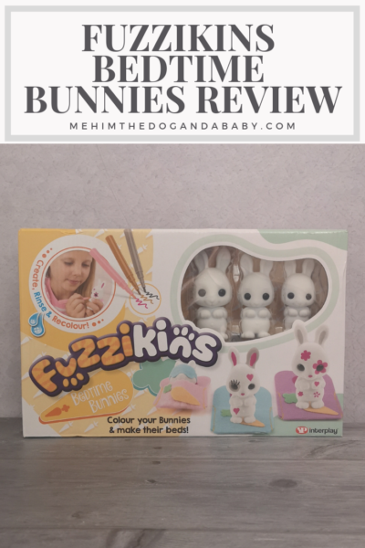 Fuzzikins Bedtime Bunnies Review